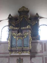Photo: Haydn played this organ.