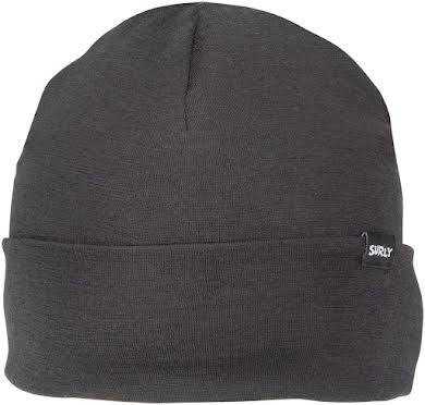 Surly Wool Beanie - Black, 150gm, One Size alternate image 2