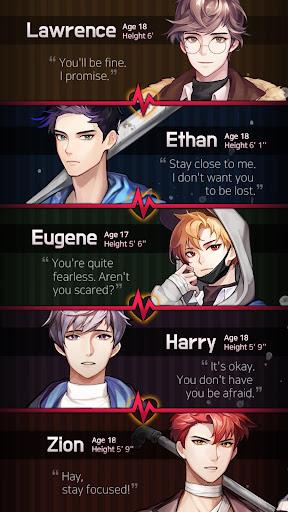 Dangerous Fellows - Romantic Thrillers Otome game 1.5.0 Mod screenshots 3