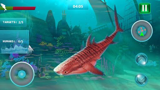 Hungry Shark Attack Simulator: New Hunting Game 30.8 screenshots 6