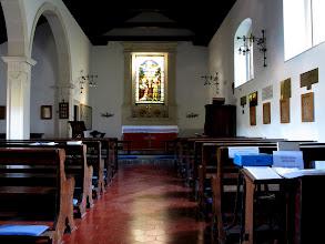Photo: Interior view