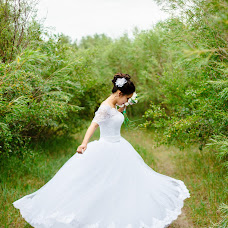 Wedding photographer Seseg Sandanova (Seseg). Photo of 14.09.2016
