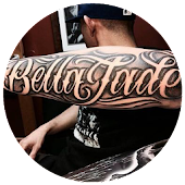 Artistic Tattoo Fonts