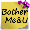 BotherMe&U Reminder Messenger icon