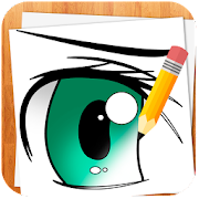 App How to Draw Anime Eyes APK for Windows Phone