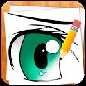 Como Desenhar Olhos de Anime icon