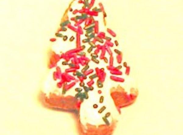 Christmas Trees Dog Treats Recipe