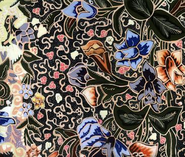 Batik Indonesia - náhled