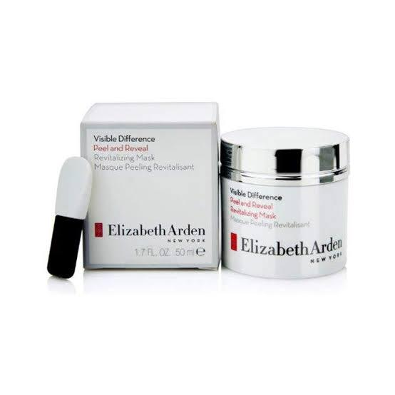 Best Anti-Aging: Elizabeth Arden Visible Difference Peel and Reveal Skin Mask