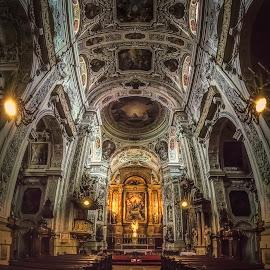 Dominikanerkirche by Ole Steffensen - Buildings & Architecture Places of Worship ( interior, wien, dominikanerkirche, vienna, church, austria )