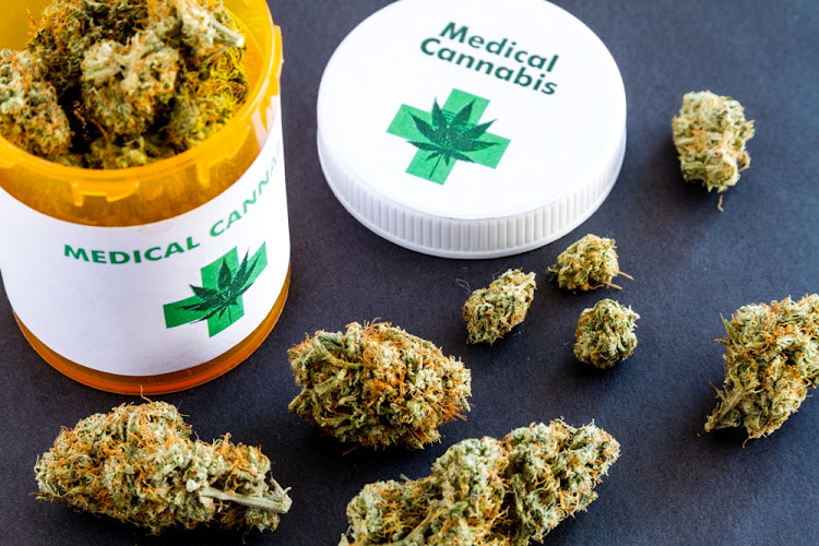 Cannabis image from istock