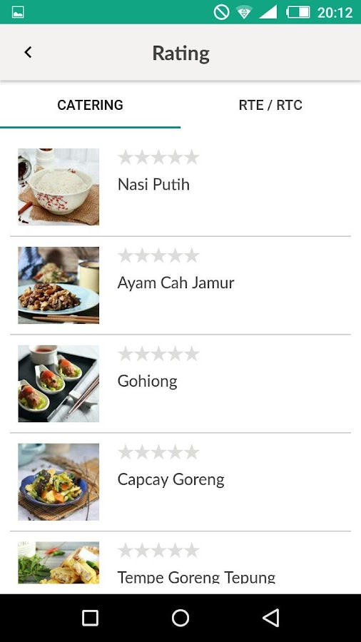 Berrykitchen - Online Catering & Ready To Eat- screenshot