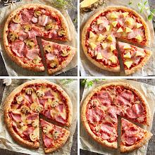 Abbildung Pizza Sortiment