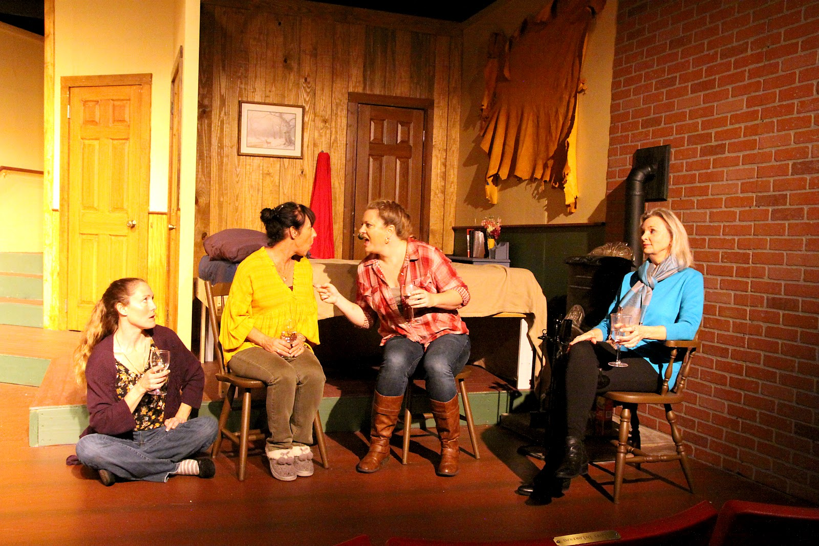 REVIEW: Limelight Theatre's Girls' Weekend leaves audiences howling with laughter
