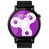 Fidget Spinner Watch Face by GoKo