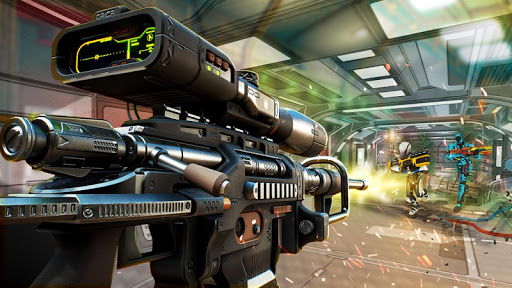 Counter Terrorist Robot Shooting Game: fps shooter 1.5 screenshots 1