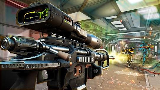 Counter Terrorist Robot Shooting Game: fps shooter 1