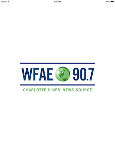 WFAE Public Radio App- screenshot thumbnail