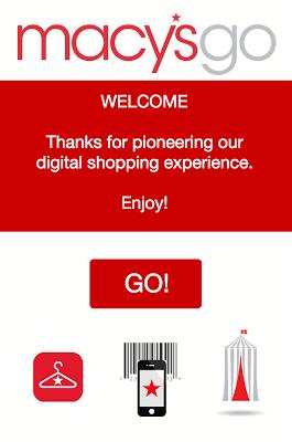 Macy's Go - screenshot