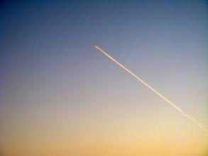 Photo: Poranny lot - Morning flight