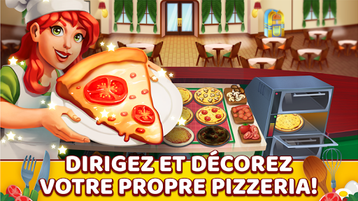 Code Triche My Pizza Shop 2 – Jeu Gérant de Restaurant Italien APK MOD (Astuce) screenshots 1