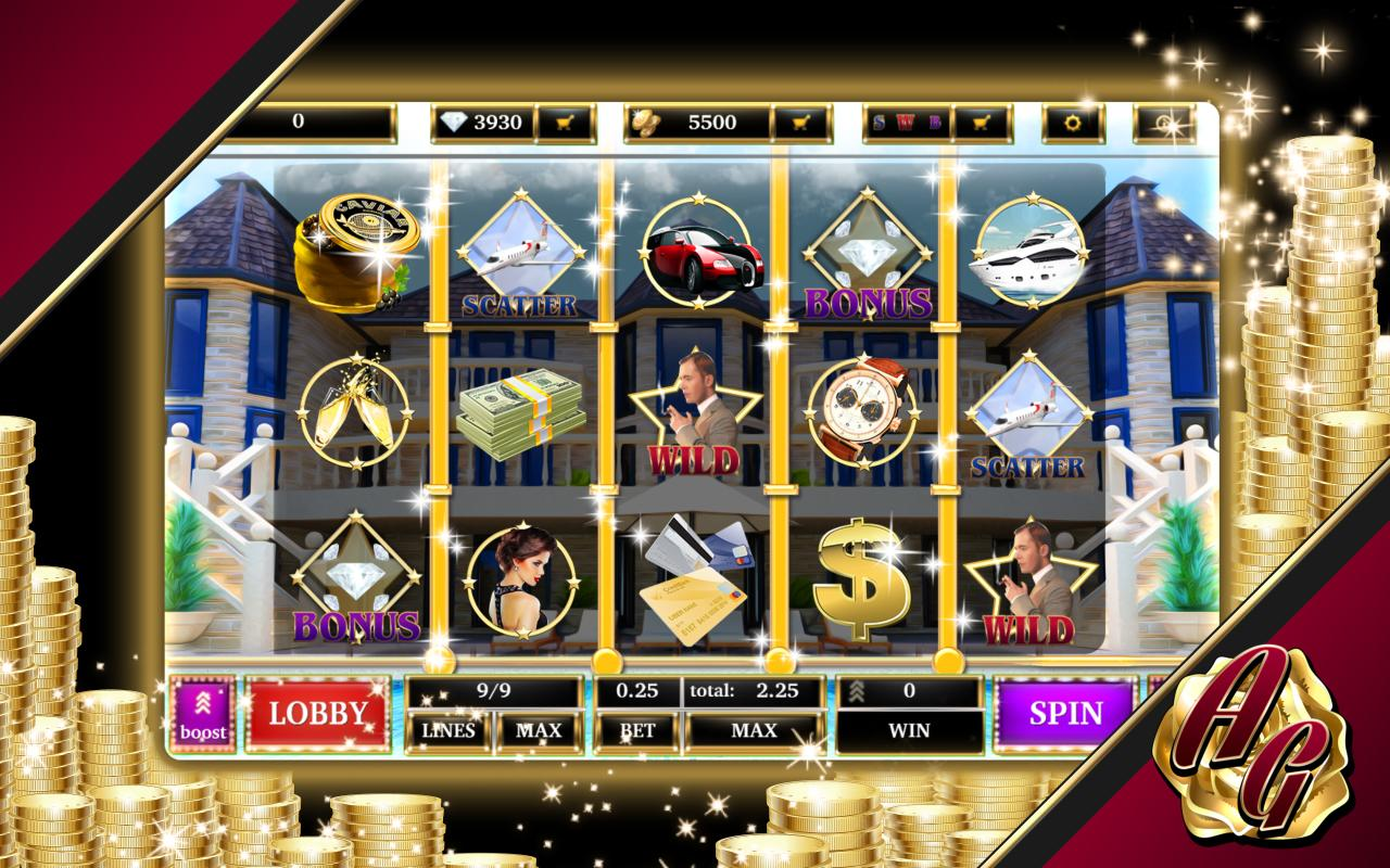 Luxury Rome HD Slot - Play Free Casino Slot Machine Games