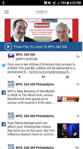 WFIL 560 AM screenshots 1