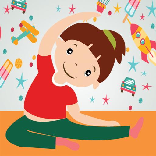 Kids Fitness - Daily Yoga