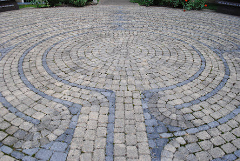 My Photos: Labyrinths -- Charleston, WV