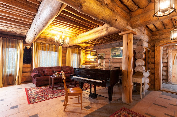 Фото №3 зала Зал «Дача таёжика»