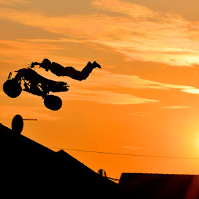 Away from the Sun by Gregor Dinghauser- Dingo - Sports & Fitness Motorsports