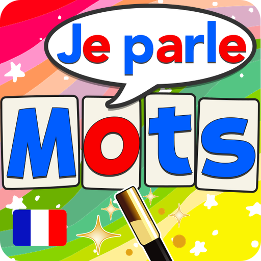 French Word Wizard - Learn to read and spell Icon