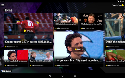 BT Sport Screenshot 7