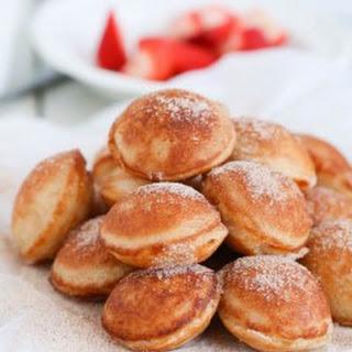 Vitumbua( Coconut Rice Pancakes)
