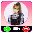 Lisa Blackpink Calling - Fake Video Call apk