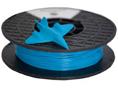 MadeSolid Sky Blue PET+ Filament - 3.00mm (1lb)