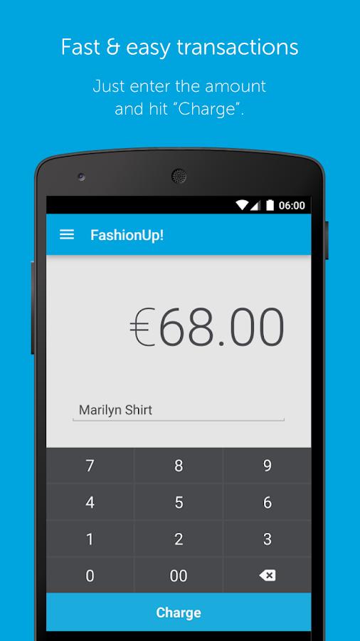 SumUp - Accept card payments- screenshot
