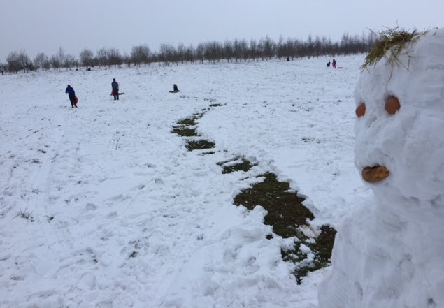 Sledging slope won't be lost!