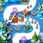 Hero Defense King : TD Android APK Download Free By Mobirix