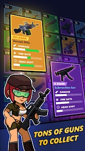 Zombie Idle Defense Mod Apk 1.5.61 [Unlimited Gems + No Ads] 1