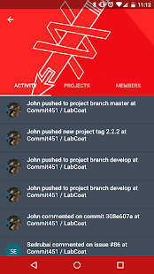 LabCoat for GitLab- screenshot thumbnail