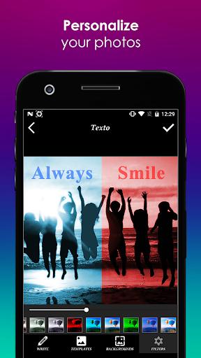 TextO - Write On Photo Screenshot