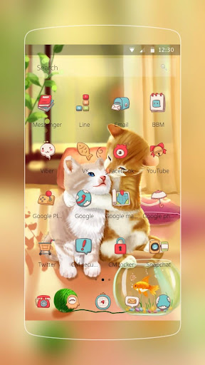 Cartoon Cute Jerry Cat 1.1.8 screenshots 2