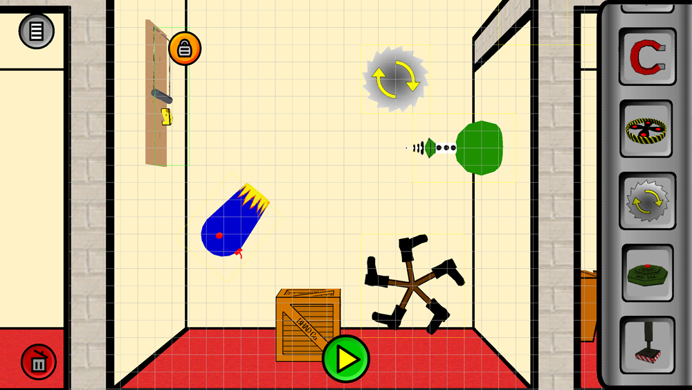 The Spy Game- screenshot
