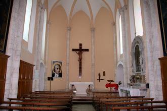 Photo: Chapelle du collège des Frères à Jérusalem