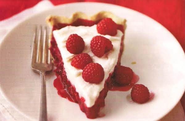 Raspberry Pie With Chambord Recipe
