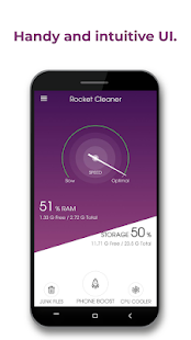Rocket Cleaner – Boost & Clean 1