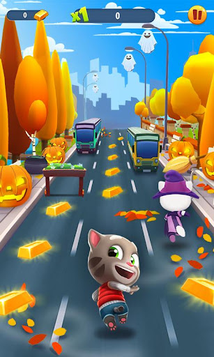 Cheat Talking Tom Gold Run Mod Apk, Download Talking Tom Gold Run Apk Mod 4