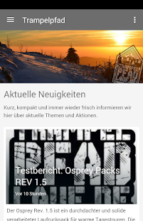 Trampelpfadlauf- screenshot thumbnail