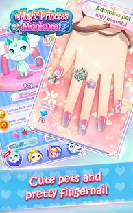 Magic Princess Manicure 2- screenshot thumbnail